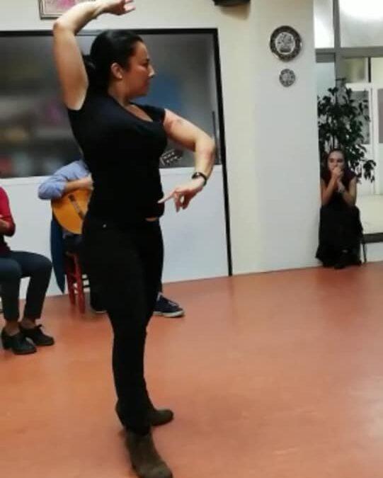 Academia flamenco Sevilla Reyes Acal